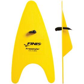 FINIS Freestyler Plaquettes De Natation, yellow